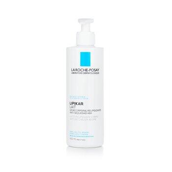 Lipikar Lait Lipid-Replenishing Body Milk  (Severely Dry Skin) (400ml/13.5oz)