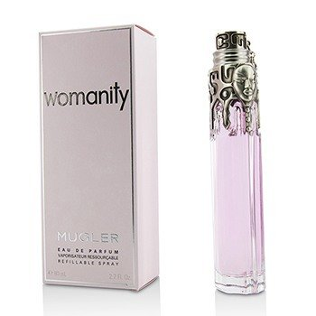 Womanity Eau De Parfum Refillable Spray (80ml/2.7oz)