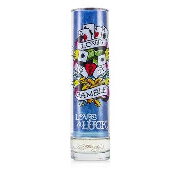 Ed Hardy Love & Luck Eau De Toilette Spray (100ml/3.4oz)