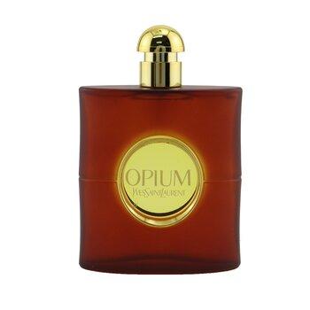 Yves Saint Laurent Opium EDT Spray (New Packaging) 90ml/3oz women