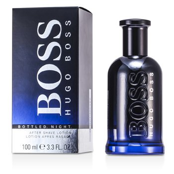 Boss Bottled Night After Shave Lotion (100ml/3.3oz)