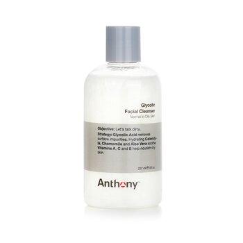 Anthony Logistics For Men Гликолевое Очищающее Средство для Лица 237ml/8oz