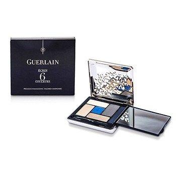 Guerlain Ecrin 6 Couleurs Набор Теней для Век - # 02 Place Vendome 7.3g/0.25oz