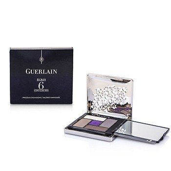 Guerlain Ecrin 6 Couleurs Набор Теней для Век - # 68 Champs Elysees 7.3g/0.25oz