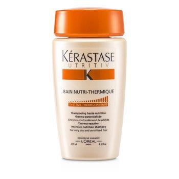 Kerastase Nutritive Bain Nutri-Thermique Термореактивный Интенсивный Питательный Шампунь (для Очень Сухих и Чувствительных Волос) 250ml/8.5oz