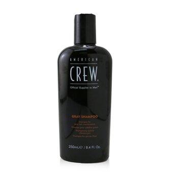 American Crew Men Classic Шампунь для Седых Волос (Бережный Уход за Седыми Волосами) 250ml/8.45oz