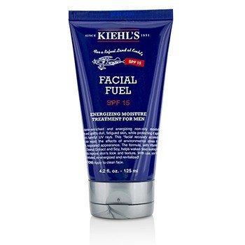 Kiehls Facial Fuel Увлажняющее Солнцезащитное Бодрящее Средство для Лица SPF 15 125ml/4.2oz
