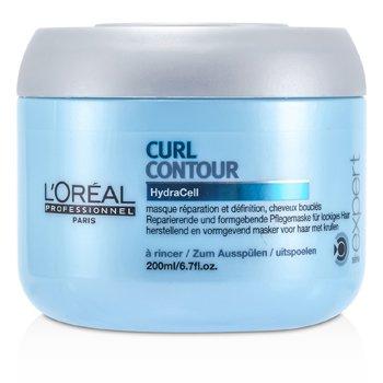 LOreal Professionnel Expert Serie - Curl Contour HydraCell Маска для Кудрявых Волос 200ml/6.7oz