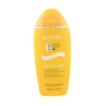 Lait Solaire SPF 15 UVA/UVB Protection Melting Milk (200ml/6.76oz)