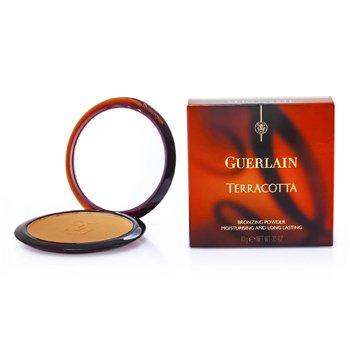 Guerlain Terracotta Пудра Бронзер (Увлажняющая и Стойкая) -  01 10g/0.35oz