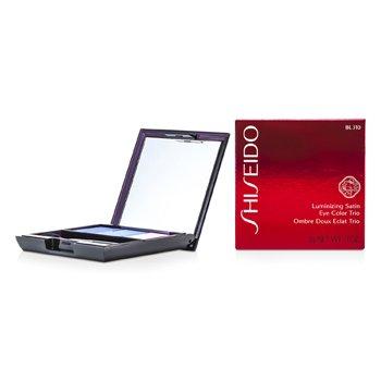 Shiseido Сияющие Атласные Тени для Век Трио - # BL310 Punky Blues 3g/0.1oz