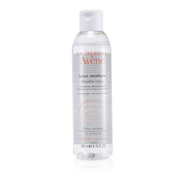 Avene Micellar Lotion Cleanser and Make-Up Remover  200ml/6.76oz