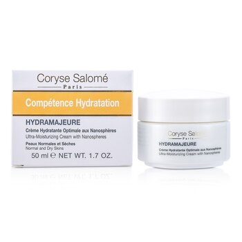 Competence Hydratation Ultra-Moisturizing Cream with Nanospheres - Normal & Dry Skins (50ml/1.7oz)
