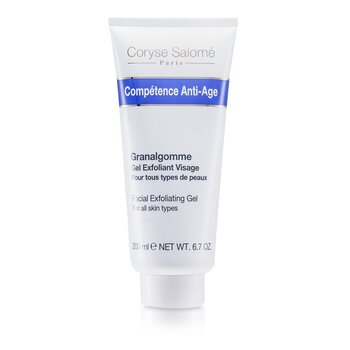 Competence Anti-Age Facial Exfoliating Gel (200ml/6.7oz)