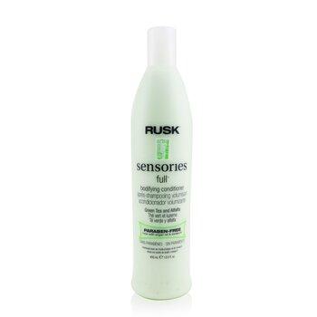 Rusk Sensories Full Кондиционер для Густоты Волос с Зеленым Чаем и Люцерной 400ml/13.5oz