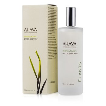 Ahava Deadsea Plants Сухое Масло Спрей для Тела 100ml/3.4oz