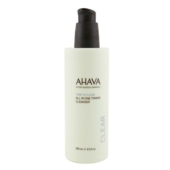 Time To Clear All In One Toning Cleanser (250ml/8.5oz)