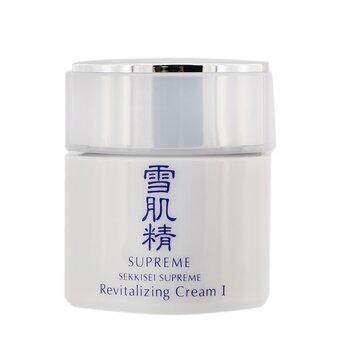 Sekkisei Supreme Revitalizing Cream I (38ml/1.4oz)