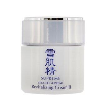 Sekkisei Supreme Revitalizing Cream II (38ml/1.4oz)