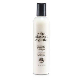John Masters Organics Розмарин и Мята Распутывающее Средство 236ml/8oz