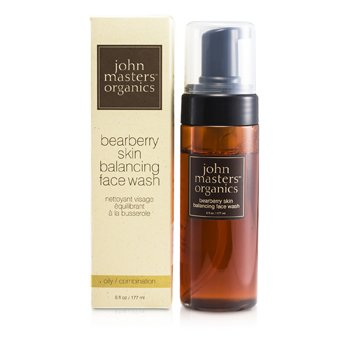 Bearberry Oily Skin Balancing Face Wash (For Oily/ Combination Skin) (177ml/6oz)