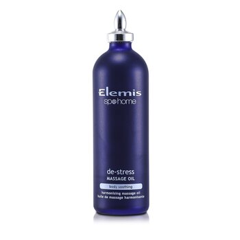 De-Stress Massage Oil (100ml/3.4oz)