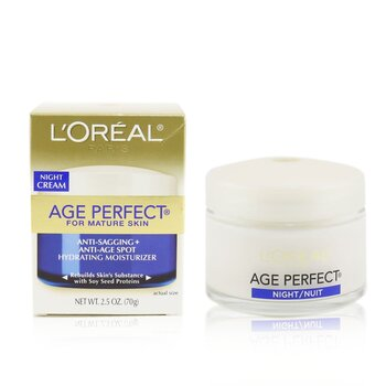 Skin-Expertise Age Perfect Night Cream (For Mature Skin) (70g/2.5oz)