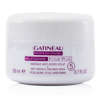 Gatineau Melatogenine Futur Plus Anti-Wrinkle Radiance Mask (Salon Size)  200ml/6.7oz