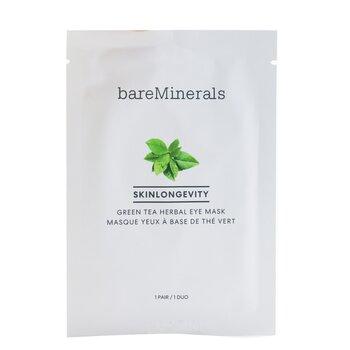 Skinlongevity Green Tea Herbal Eye Mask (Unboxed) (6pairs)