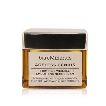 Ageless Genius Firming & Wrinkle Smoothing Neck Cream (Box Slightly Damaged) (50g/1.7oz)