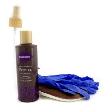 Flawless Self-Tan Liquid & Professional Mitt (170ml/6oz)