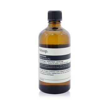 Breathless Botanical Massage Oil (100ml/3.4oz)
