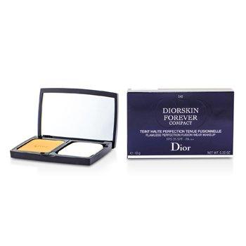 Christian Dior Diorskin Forever Компактная Безупречная Стойкая Основа SPF 25 - #040 Медовый Беж 10g/0.35oz