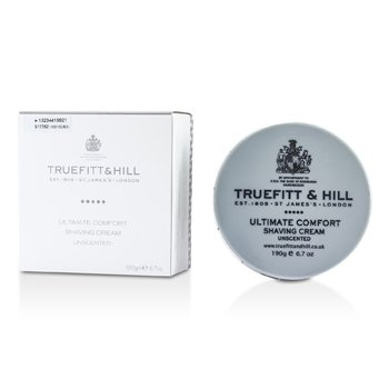Truefitt  Hill Ultimate Comfort Крем для Бритья - без Запаха 170g/6oz