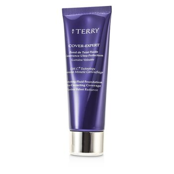 By Terry 專業完美光緞粉底液 Cover Expert Perfecting Fluid Foundation - # 12 Warm Copper 35ml/1.17oz - 粉底及蜜粉