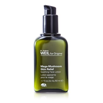 Dr. Andrew Mega-Mushroom Skin Relief Soothing Face Lotion (50ml/1.7oz)
