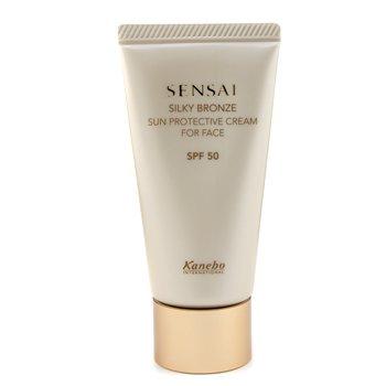 Sensai Silky Bronze Sun Protective Cream For Face SPF 50 (50ml/1.7oz)