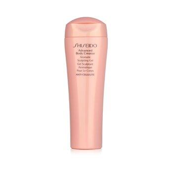Shiseido Advanced Body Creator Ароматический Моделирующий Гель для Тела - против Целлюлита 200ml/6.7oz