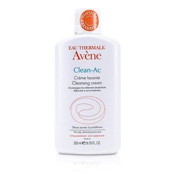 Avene Clean-AC Очищающий Крем (для Жирной, Проблемной Кожи) 200ml/6.76oz