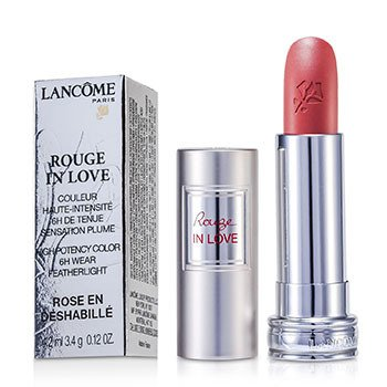 Lancome Rouge In Love Губная Помада - # 240M Rose En Deshabille 4.2ml/0.12oz