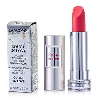 Rouge In Love Lipstick - # 322M Corail In Love (4.2ml/0.12oz)