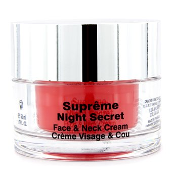 Supreme Night Secret Face & Neck Cream (50ml/1.7oz)