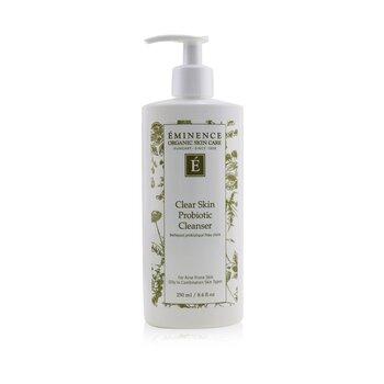 Eminence Clear Skin Пробиотик Очищающее Средство (для Проблемной Кожи) 250ml/8.4oz
