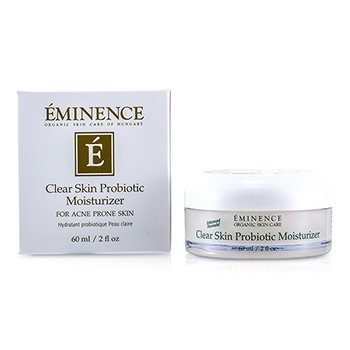 EminenceClear Skin Probiotic Moisturizer - For Acne Porne Skin 60ml/2oz