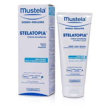 Mustela Stelatopia Увлажняющий Крем 200ml/6.7oz