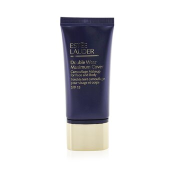 Estee Lauder 雅詩蘭黛 遮瑕粉底 Double Wear Maximum Cover Camouflage Make Up (面部和身體) SPF15 - #07 Medium/Deep