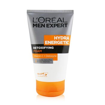 Men Expert Hydra Energetic Detoxifying Foam (100ml/3.4oz)