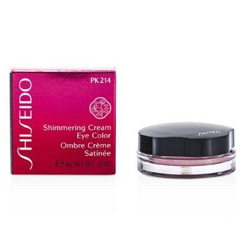Shiseido Мерцающие Кремовые Тени для Век - # PK214 Pale Shell 6g/0.21oz