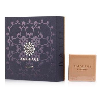 Gold Perfumed Soap (4x50g/1.8oz)