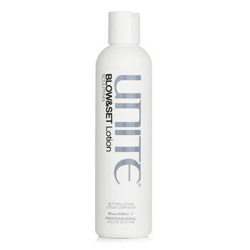 Unite 吹風&定型乳液  (定型) 236ml/8oz - 吹髮造型乳液